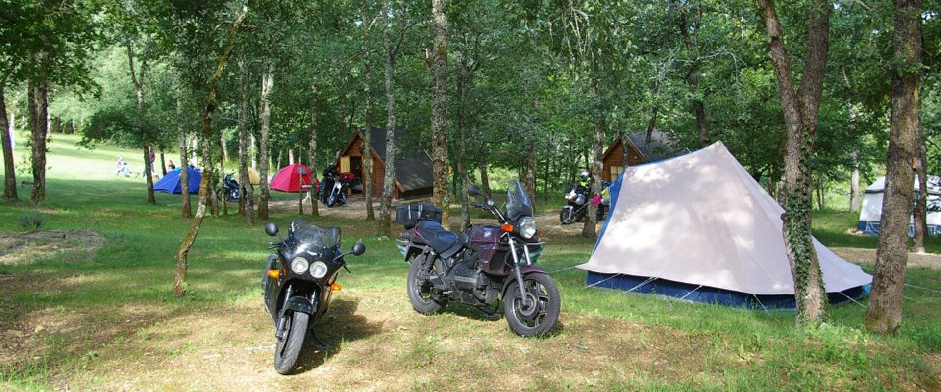 Camping Moto Dordogne